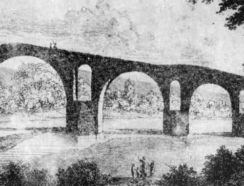 Το γεφύρι της Άρτας σε γκραβούρα του W. Turner (1820). Η Άρτα, παλιά πρωτεύουσα του Δεσποτάτου της Ηπείρου, γνωστή με αυτό το όνομα από το έτος 1082, ήταν κτισμένη στην αριστερή όχθη του Αράχθου, απλωνόταν αμφιθεατρικά στους πρόποδες του λόφου της Περάνθης (Βαλαώρας) και κατείχε τη θέση της αρχαίας Αμβρακίας. Παραδόθηκε στους Οθωμανούς στις 10 Μαρτίου του 1449, εξασφαλίζοντας κάποια προνόμια και παρέμεινε στην κατοχή τους μέχρι τις 24 Ιουνίου του 1881, με ένα μικρό διάστημα Βενετοκρατίας (1688-1715)